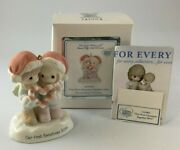 Precious Moments 2014 Our First Christmas Together Ornament 141004 New