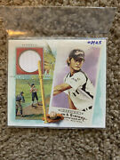 2009 Topps Allen And Ginter Yu Darvish N43 Jersey 08/25 Japan