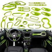 31pcs Car Interior Accessories Decoration Cover Trim Kit New Free Shipping