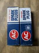2ac-delco 43s Gm Fire Ring Engine Spark Plug 20js-1691-s2