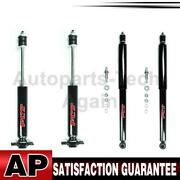 Focus Auto Parts Shock Absorber Front Rear Set Of 4 For Toyota Corona 1973-1978