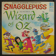 Daws Butler Snagglepuss Tells The Story Of The Wizard Of Oz Hbr 12 Lp 33 Rpm