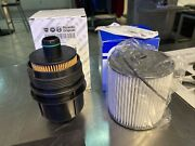 2020-2021 Ram 1500 And Jeep Wrangler Eco Diesel Filter Kit 68507598aa 68436631aa
