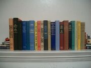Lot Of 20 Old Collectible Books 1942-1972 Hardcover