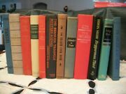 Lot Of 12 Old Collectible Books 1939-1979 Hardcover