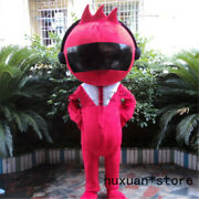 Music Robot Mascot Costume Suits Cosplay Party Game Dress Outfits Carnival 2020