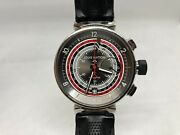 Louis Vuitton Tambour Voyagez Ii Q102c Limited 1 Of 888 Automatic Swiss Watch
