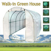 Greenhouse Large Portable Walk-in Hot Green House Plant Gardening 197lx79w X79h