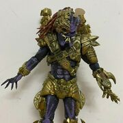 Action Figure Collection Model Elder Predator Toy Decoration Joints Movable Fi