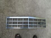 Vintage Chevrolet Monte Carlo Front Grill Grille 1981-86 Oem