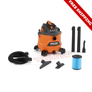 Shop-vac 14 Gallon 6 Hp Wet/dry Vacuum With Blower Garage Rolling Portable
