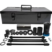 Leaf Spring Pin And Suspension Bushing Remover And Installer Hydraulic Kit 18 Ton