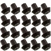 20-pack Of Viking Range - Compatible Grate Rubber Feet Bumpers -...