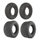 Set Of 4 Itp Holeshot 21x7-10 And 20x11-9 Atv Tires For Arctic Cat 250 Dvx 2006