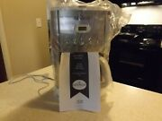 Gevalia Kaffe 12 Cup Automatic Coffee Maker G75 White/stainless Steel Cm500