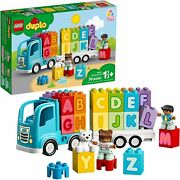 Lego Duplo My First Alphabet Truck 10915 Abc Letters Learning Toy For...