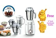 Bosch Table Top Mixer Grinder 750w With Laugh Buddha Gift Home Purpose Usa Plug