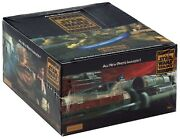 Topps The Star Wars Trilogy Widevision Trading Card Box [special Edition]
