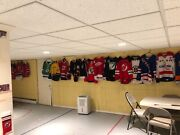 Nhl Jerseys Adidas Reebok Menand039s Large Good Condition. Every Nhl Team.