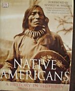 Tv Book Native Americans History In Pictures 192 Pages With Pictures