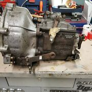 Mercedes W120 W121 Gearbox Used Read The Code And See If It Is Right For Your
