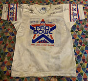 Pro Bowl Hawaii 2002 - Jersey Signed By Many Vip Players