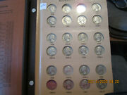 1932/and03964 P-d Washington Quarter Collection F-mint State +++++ 79 Coins