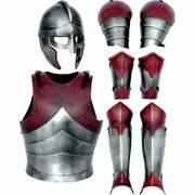 Medieval Horse Lord Suit Of Armor Dark Sentinel Leather Armor Suit Comfortable