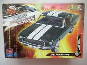 Amt / Ertl - The Fast And Furious Tokyo Drift - 1967 Ford Mustang - Model Kit