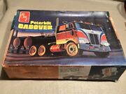 Amt Peterbilt Cabover Pacemaker 352 Trailer - 1/25 Scale Model T502