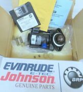 P8 Johnson Evinrude Omc 5005197 Fuel Injector Assembly Oem New Factory Boat Part