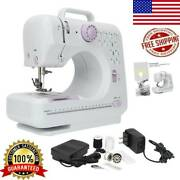 Electric Desktop Sewing Machine 12 Stitches Household Tailor 2 Speed Xmas Usa