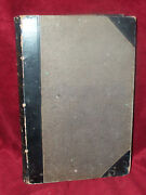 Journal Of Discourses V 25 And 26 1884 1885 Mormon Book Lds John Taylor Leather