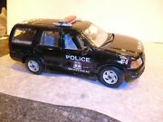 Montreal Canada Retro Police Vehicle Scratch N Dent Sale 143 Scale