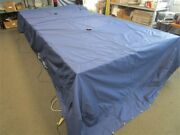 Sun Tracker 2008-2009 Party Barge 22 O/b Pontoon Cover 31561-07 Navy Boat