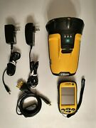 Trimble 6h Pro Gnss Reciever And Juno 3b Handheld With Terrasync Software