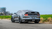 Borla 140837 Dual Exit Atak Catback Exhaust For 2020 Ford Mustang Shelby Gt-500