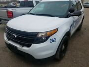 Front Clip Base With Police Package Thru 12/01/13 Fits 13-14 Explorer 416570