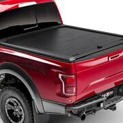 For Ford F-150 10-20 Doublecover Hard Manual Retractable/hinged Tonneau Cover