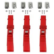 For Jeep Gladiator 62-69 2-point Standard Buckle Bench Lap Seat Belts With