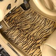For Aston Martin Dbs 70 Safari Auto Mat Carpeted 1st And 2nd Row Tiger Floor Mats