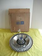 Ford Nos 1964 Galaxie 500 Wheel Cover 14 Fomoco Oem 64 Only One