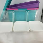 Eagle Craftstor Crafts Teal Sewing Tote Storage System Organizer Tray + 3 Boxes