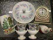 Vintage Bone China Collection 8789 Very Rare Wedgewood St George +++++