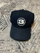 Vtg Allen Iverson 76ers Snapback Hat Only The Strong Survive Reebok Sixers 90s