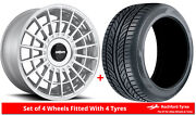 Alloy Wheels And Tyres 20 Rotiform Las-r For Ford Explorer [mk5] 11-19