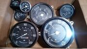 Vintage Dashboard Pointers To Soviet Military And Civilian Special Equipmentussr
