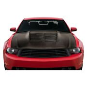 For Ford Mustang 10-12 Carbon Creations 115196 Gt500 V2 Style Carbon Fiber Hood