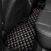 For Mercedes-benz Gls500 17-19 Fashion Auto Mat Carpeted 3rd Row Onyx Floor Mat