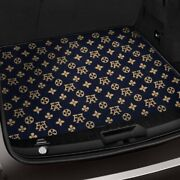 For Buick Encore 13-20 Fashion Auto Mat Carpeted Onyx Cargo Mat Bench Down